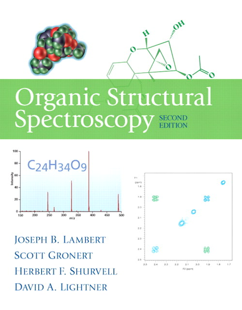 Organic Structural Spectroscopy, CourseSmart eTextbook, 2nd Edition