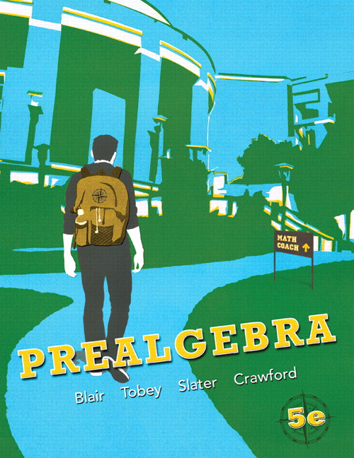Prealgebra, CourseSmart eTextbook, 5th Edition