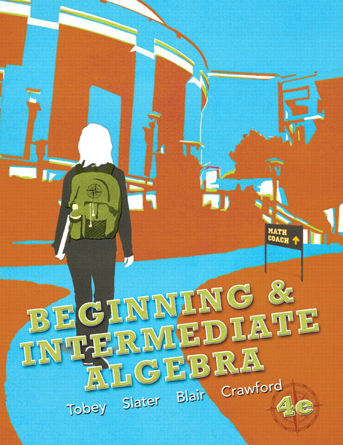 Beginning & Intermediate Algebra, CourseSmart eTextbook, 4th Edition