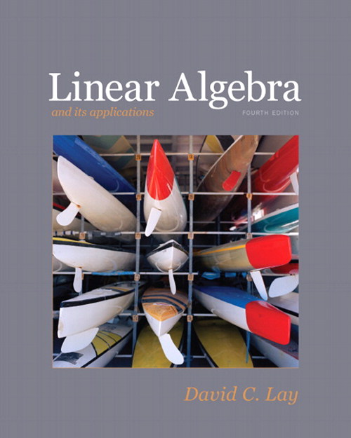 Linear Algebra and Its Applications, CourseSmart eTextbook, 4th Edition
