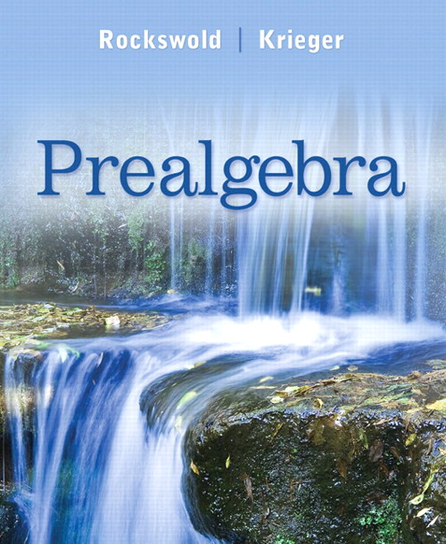 Prealgebra, CourseSmart eTextbook