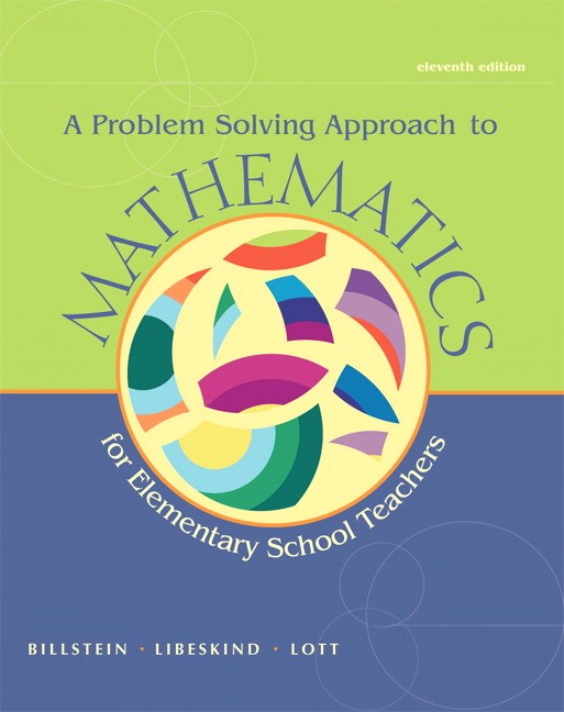 Problem Solving Approach to Mathematics for Elementary School Teachers, A, CourseSmart eTextbook, 11th Edition