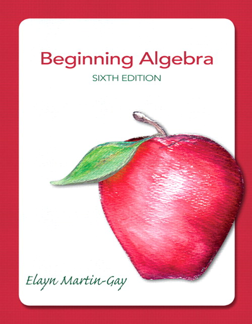 Beginning Algebra, 6th Edition
