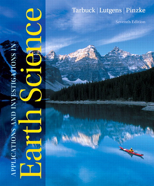 Applications and Investigations in Earth Science, CourseSmart eTextbook, 7th Edition