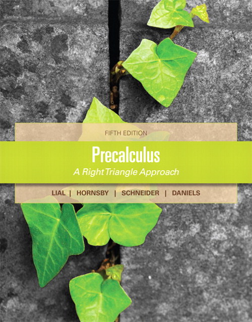 Precalculus, CourseSmart eTextbook, 5th Edition