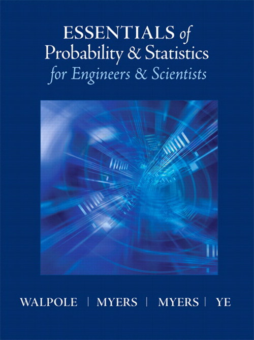 Essentials of Probability & Statistics for Engineers & Scientists, CourseSmart eTextbook