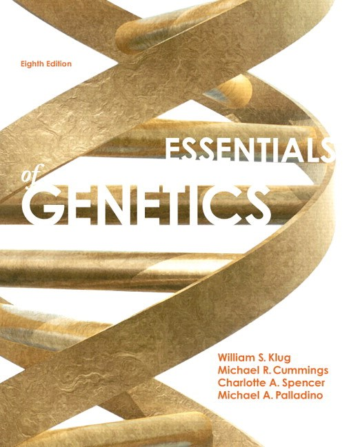 Essentials of Genetics, 8th Edition