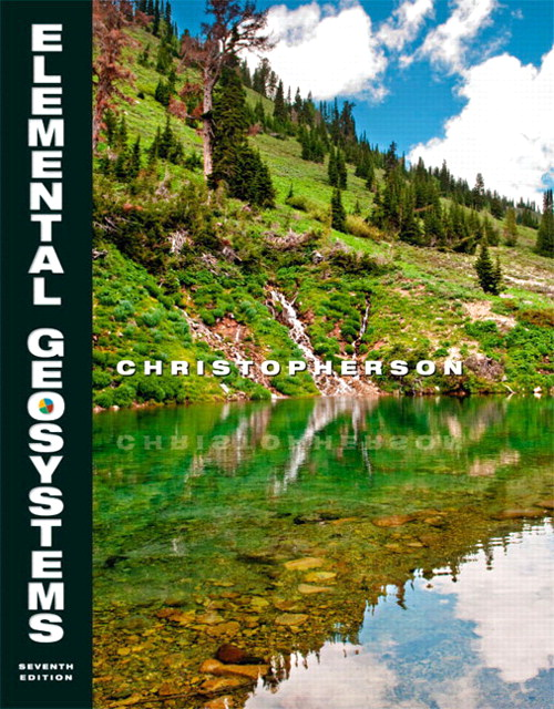 Elemental Geosystems, CourseSmart eText, 7th Edition