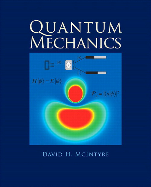 Quantum Mechanics, CourseSmart eTextbook