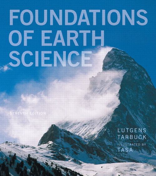 Foundations of Earth Science, 7th Edition