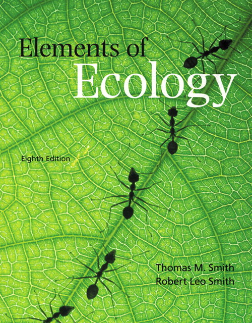 Elements of Ecology, CourseSmart eTextbook, 8th Edition