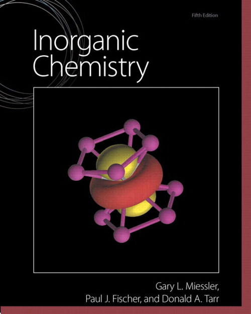 Inorganic Chemistry, CourseSmart eTextbook, 5th Edition