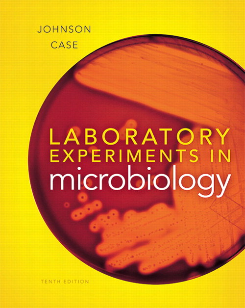 Laboratory Experiments in Microbiology, CourseSmart eTextbook, 10th Edition