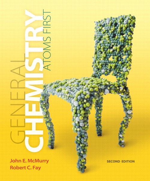 General Chemistry: Atoms First, CourseSmart eTextbook, 2nd Edition
