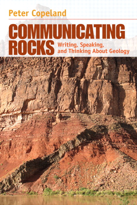 Communicating Rocks: Writing, Speaking, and Thinking About Geology, CourseSmart eTextbook