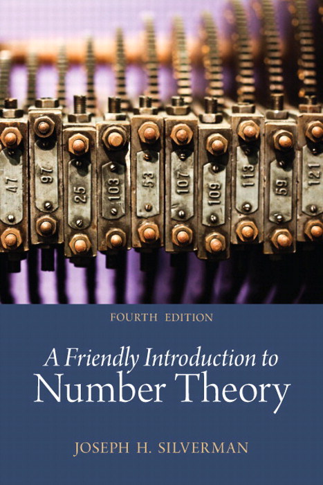 A Friendly Introduction to Number Theory, Coursesmart eTextbook, 4th Edition