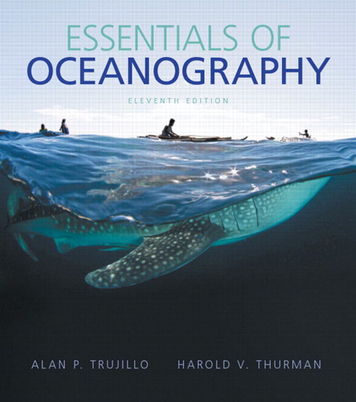 Essentials of Oceanography, CourseSmart eTextbook, 11th Edition