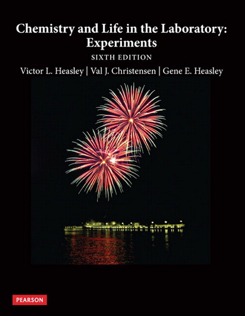 Chemistry and Life in the Laboratory: Experiments, CourseSmart eTextbook, 6th Edition