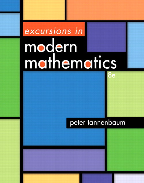 Excursions in Modern Mathematics, 8th Edition