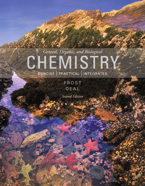 General, Organic, and Biological Chemistry, CourseSmart eTextbook, 2nd Edition