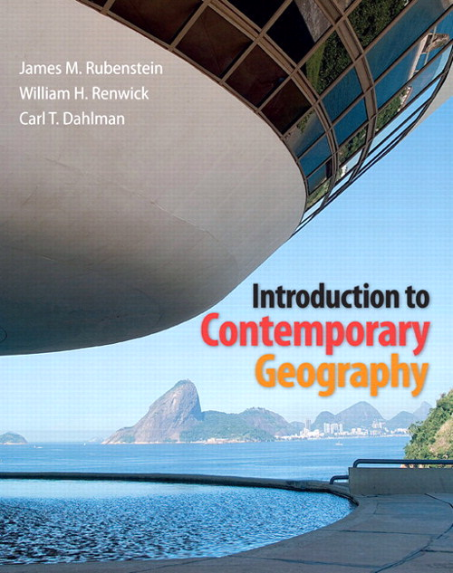Introduction to Contemporary Geography, CourseSmart eTextbook