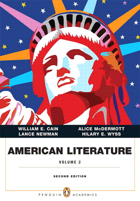 American Literature, Volume II (Penguin Academics Series), 2nd Edition