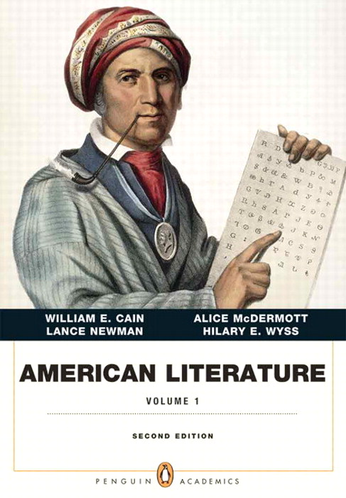 American Literature, Volume I (Penguin Academics Series), 2nd Edition