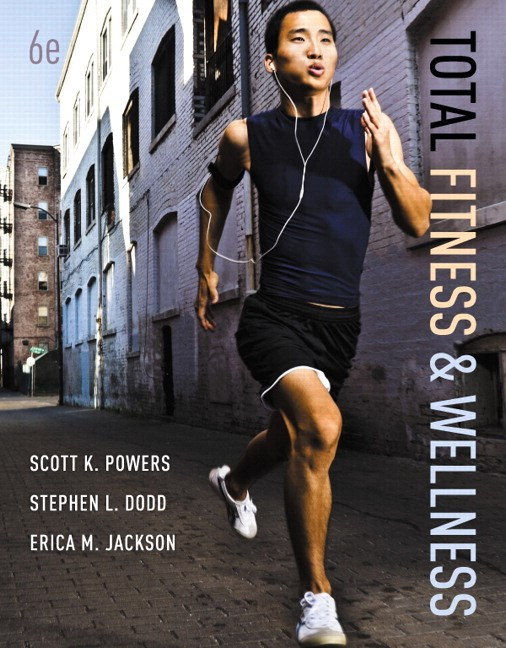 Total Fitness & Wellness, 6th Edition