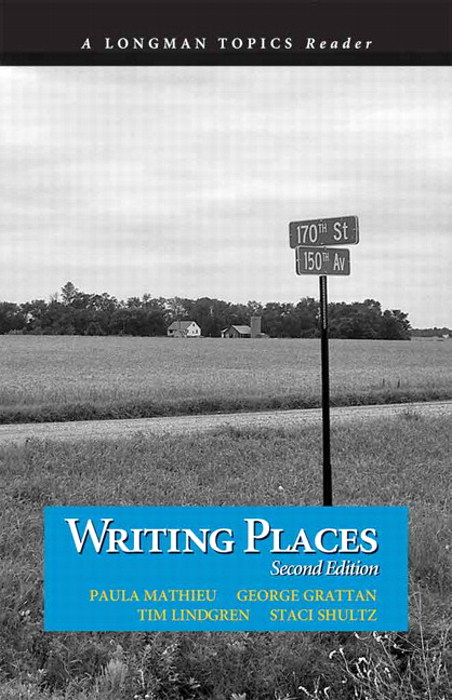 Writing Places, 2nd Edition
