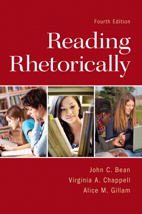 Reading Rhetorically, 4th Edition