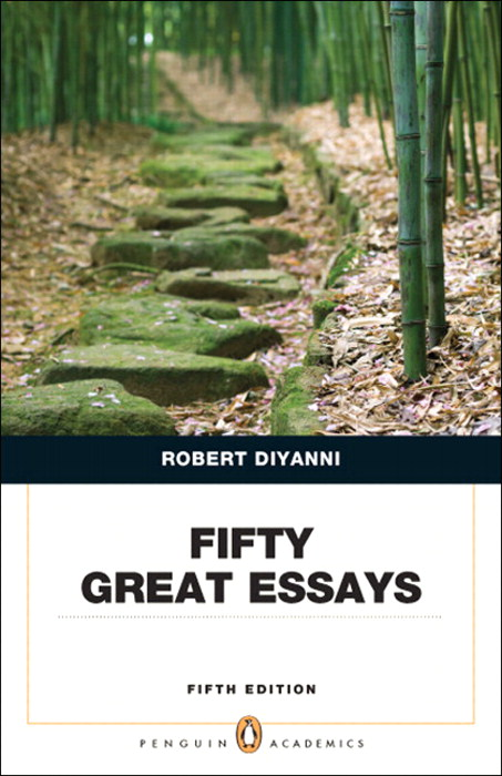 Fifty Great Essays, 5th Edition