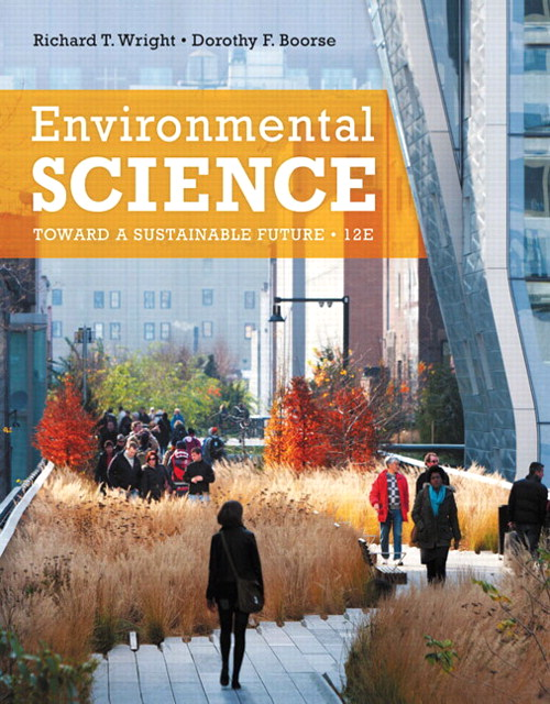 Environmental Science: Toward a Sustainable Future, CourseSmart eTextbook, 12th Edition