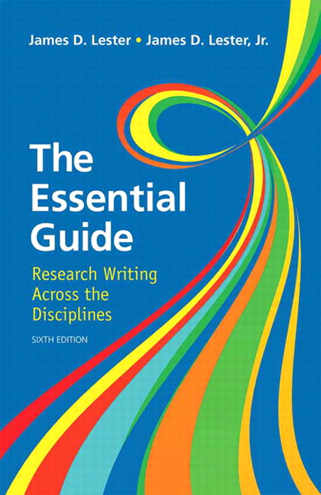 Essential Guide: Research Writing, 6th Edition