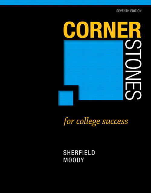 Cornerstones for College Success, 7th Edition