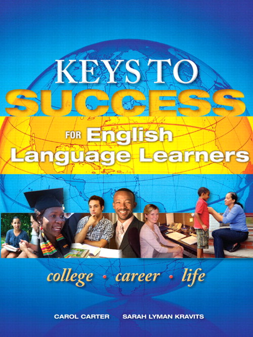 Keys to Success for English Language Learners, CourseSmart eTextbook