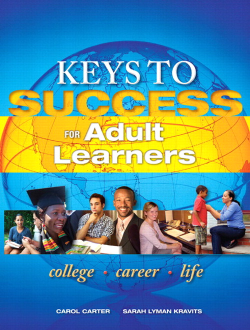 Keys to Success for Adult Learners, CourseSmart eTextbook