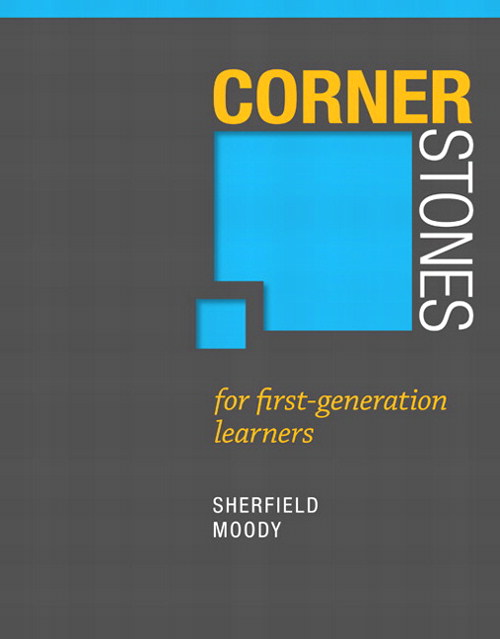 Cornerstones for First Generation Learners, CourseSmart eTextbook
