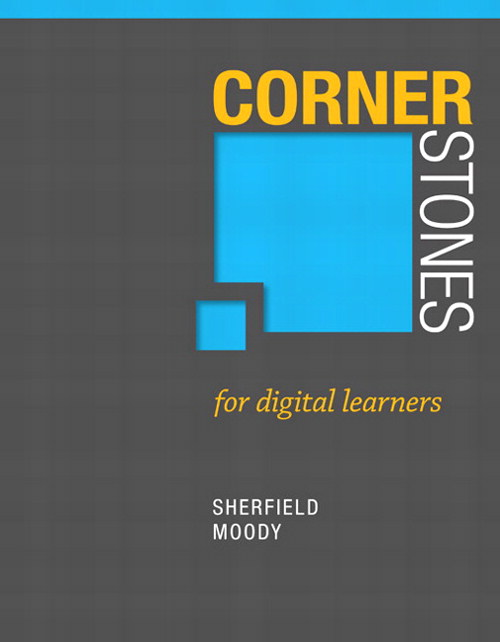 Cornerstones for Digital Learners, CourseSmart eTextbook