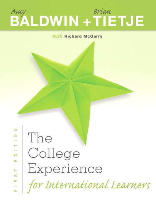 College Experience for International Learners, The