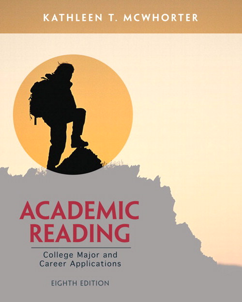 Academic Reading, 8th Edition