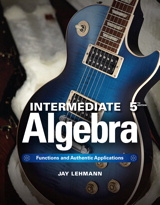 Intermediate algebra functions authentic applications 5th edition fandeluxe Choice Image