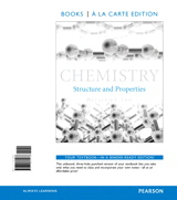 Chemistry Structure And Properties Books A La Carte Edition border=