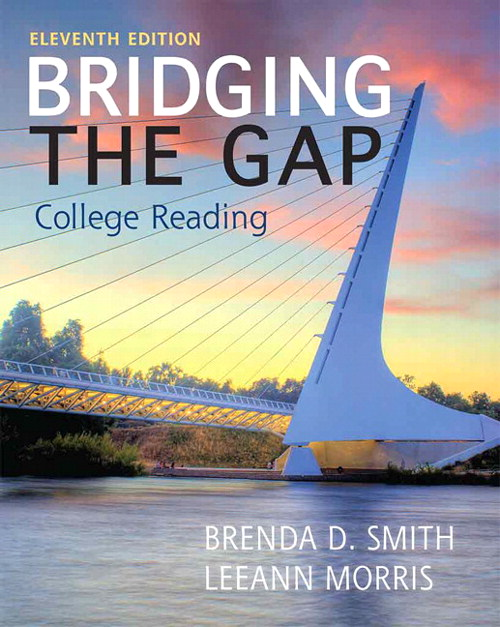 Bridging the Gap, CourseSmart eTextbook, 11th Edition