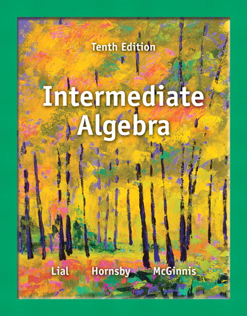 Intermediate Algebra, 10th Edition