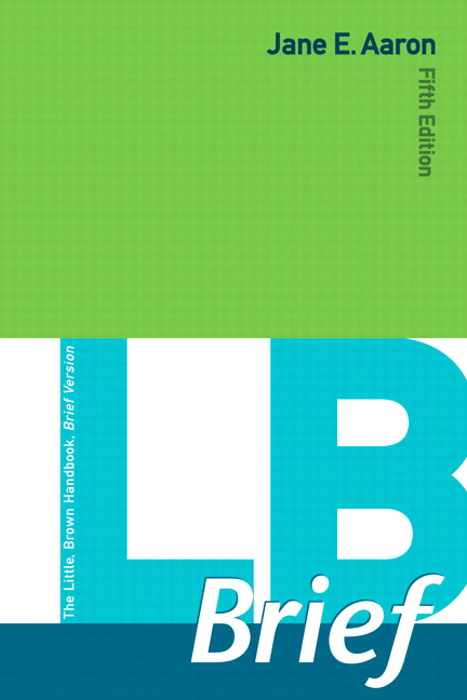 LB  Brief with Tabs, 5th Edition