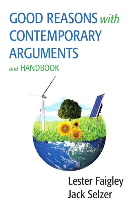 Good Reasons with Contemporary Arguments and Handbook, CourseSmart eTextbook