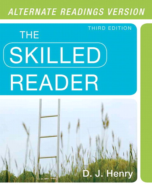 The Skilled Reader, CourseSmart eTextbook, 2nd Edition