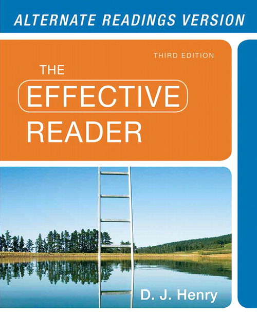 Effective Reader, The, Alternate Edition, 3rd Edition