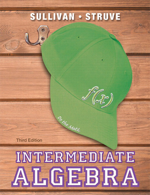 Intermediate Algebra, CourseSmart eTextbook, 3rd Edition