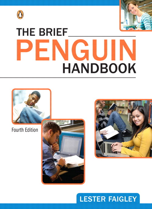 The Brief Penguin Handbook Plus MyWritingLab with Pearson eText -- Access Card Package, 4th Edition